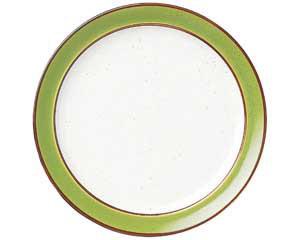 マンゴレインボーストン 10吋ディナー皿