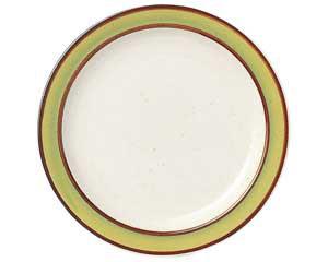 マンゴレインボーストン 6吋パン皿
