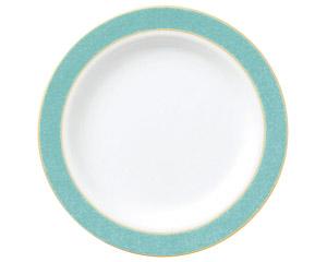 エメラルドグリーン 6吋パン皿