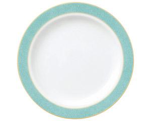 エメラルドグリーン 7.5吋ケーキ皿