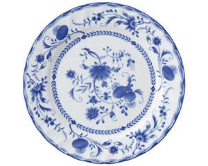ザクセンブルー 23cmミート皿
