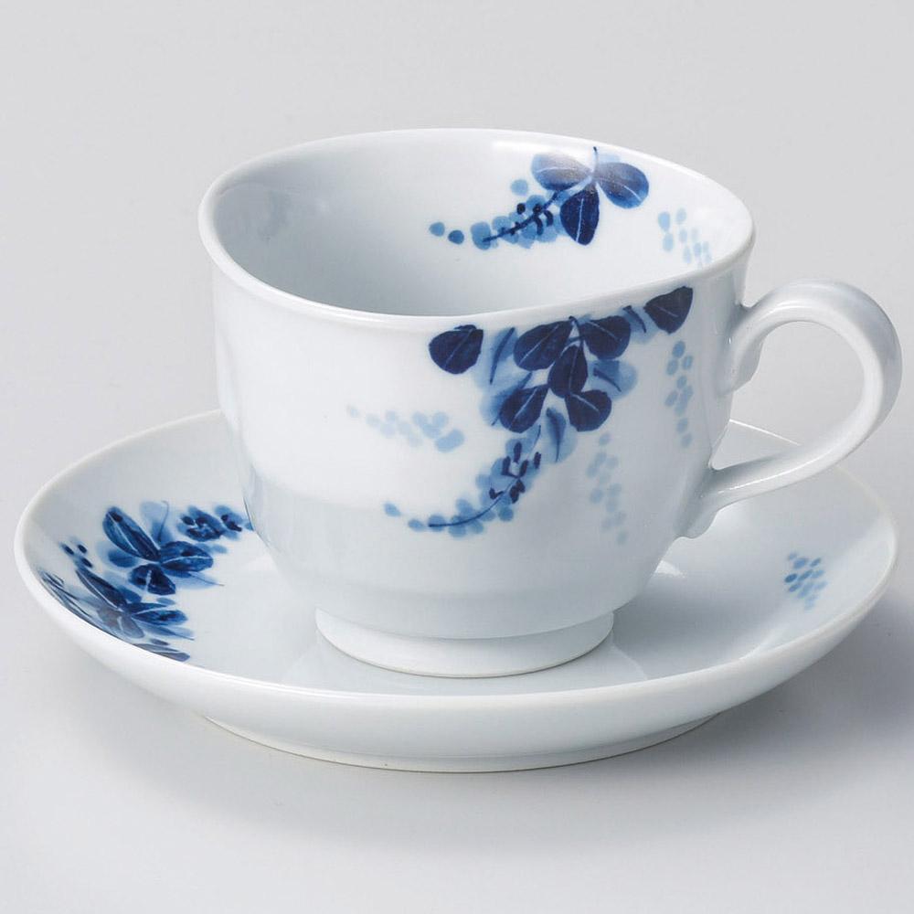 手描萩コーヒー皿のみ