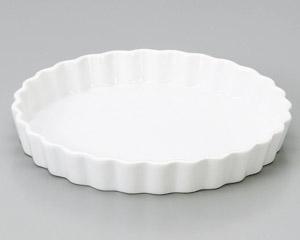 ルナホワイト 23cmパイ皿
