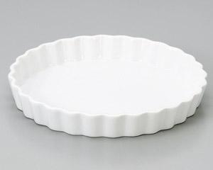 ルナホワイト 20.5cmパイ皿