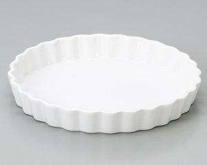 ルナホワイト 15.5cmパイ皿
