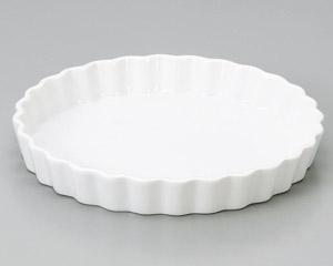 ルナホワイト13.5cmパイ皿
