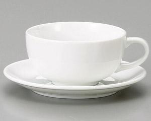 フォンテ片手スープカップと受皿