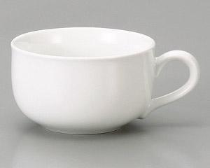 ホワイティー片手スープカップ