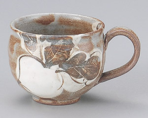 鼠志野カブコーヒーカップのみ