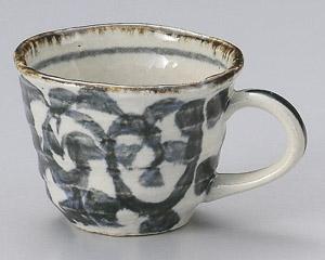タコ唐草コーヒーカップのみ