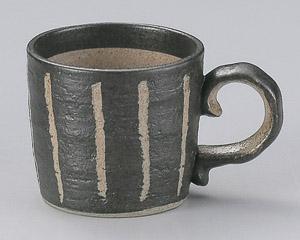紺十草コーヒーカップのみ
