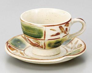 織部市松コーヒーカップのみ