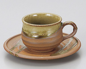 南蛮織部流コーヒーカップのみ