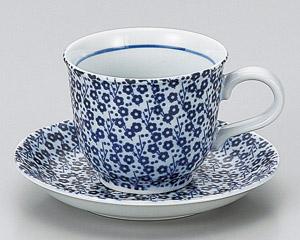 染付小紋コーヒーカップのみ