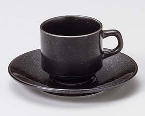 黒御影スタックコーヒー碗(皿別売り)