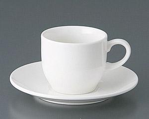 ボン中玉コーヒーカップと受皿