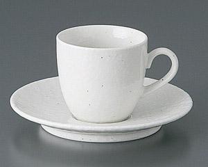 粉引黒い斑点コーヒーカップのみ 画像