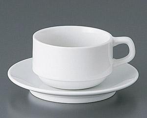 BASICスタック紅茶カップと受皿