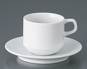 BASICスタックアメリカンカップと受皿