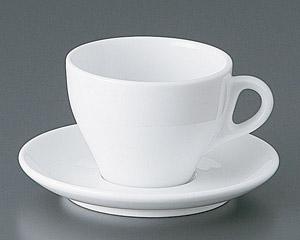 プリートラテカップと受皿