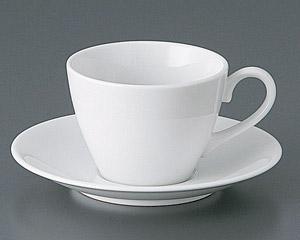 フレスココーヒーカップと受皿