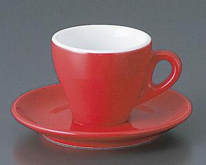 プリートエスプレッソ(Homura)カップと受皿