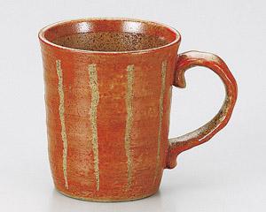 赤十草マグカップ