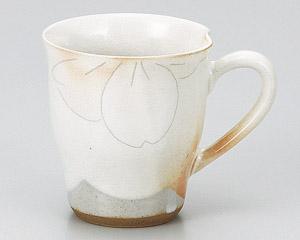 御本手桜マグカップ