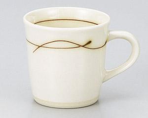 緑線マグカップ