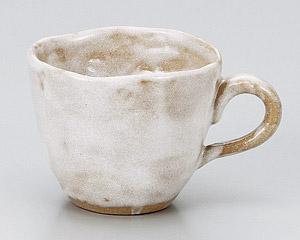 手造り風志野マグカップ