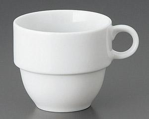 トールスタックマグカップ(白)