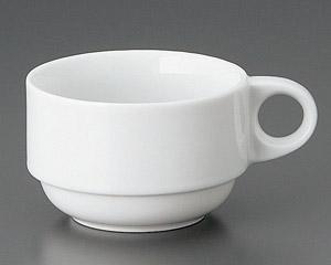 白スタックマグカップ大