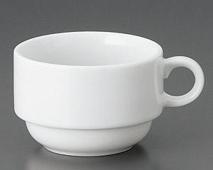 ショートスタックマグカップ(白)