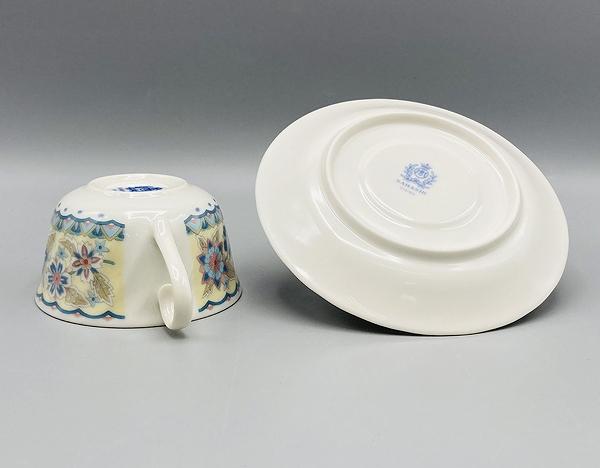 ペルシャ菊紅茶碗皿(在庫15限り) サムネイル2