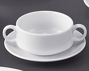 エリアススタック両手スープカップ