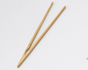 炭化竹箸トング