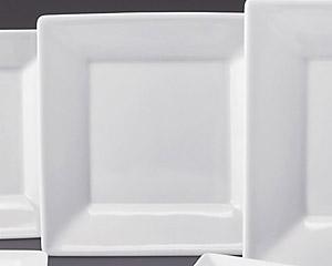 SQ ピュアホワイト17.5cm皿