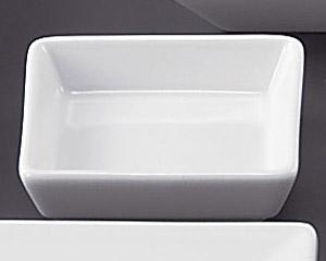SQ ピュアホワイト7.5cmしょうゆ皿