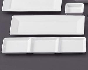 SQ ピュアホワイト3連皿
