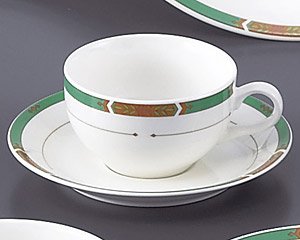 グリーンアロー(強化磁器)紅茶カップのみ