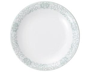 ヒスイぼたん 10吋丸皿