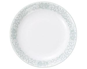 ヒスイぼたん 8.5吋丸皿