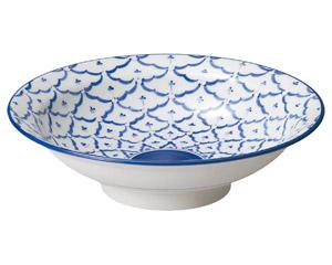 チェンマイ 8.0丸高台皿