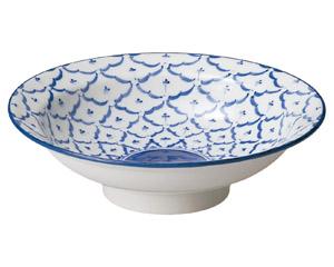 チェンマイ 7.0丸高台皿