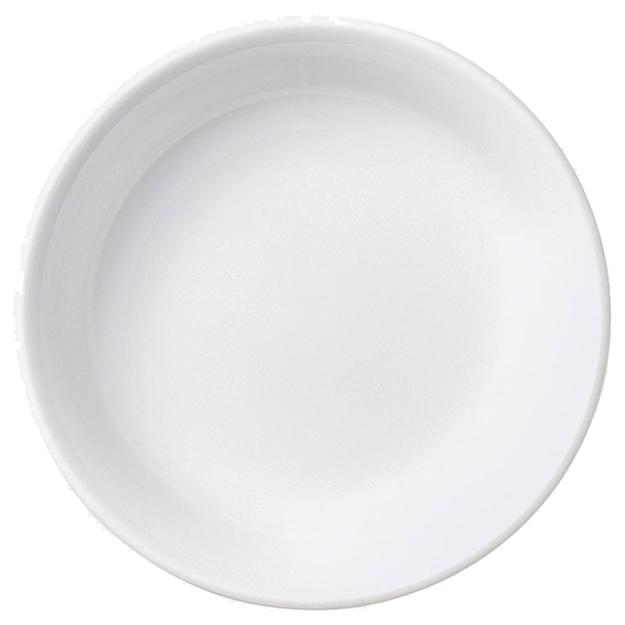 ニューチャイナ 白13cm深皿 画像