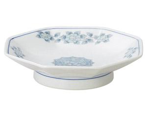 東鳳 6.5八角高台皿