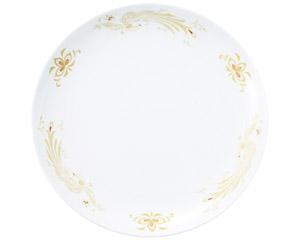 金鳳(強化セラミック) 10吋丸皿