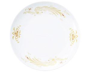 金鳳(強化セラミック) 71/2吋丸皿