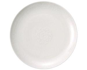 シーヌ(NB・無地) 10吋丸皿