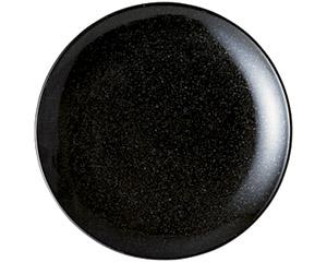 ニューチャイナ 黒玉渕28cm皿